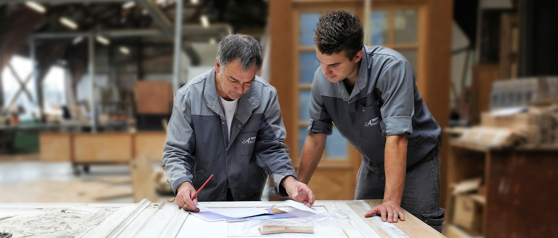 transmission des compétences de restauration du patrimoine