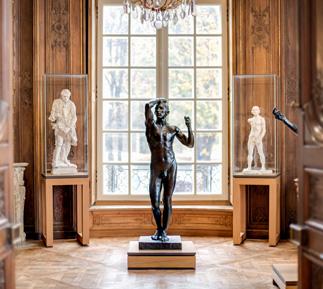 Musée Rodin Menuiserie