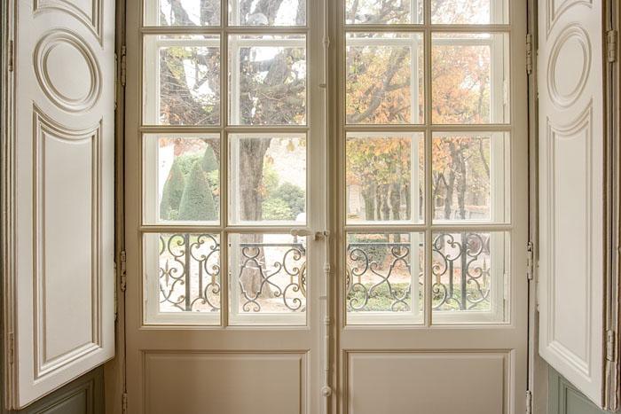 Musée Rodin, restauration des fenêtres