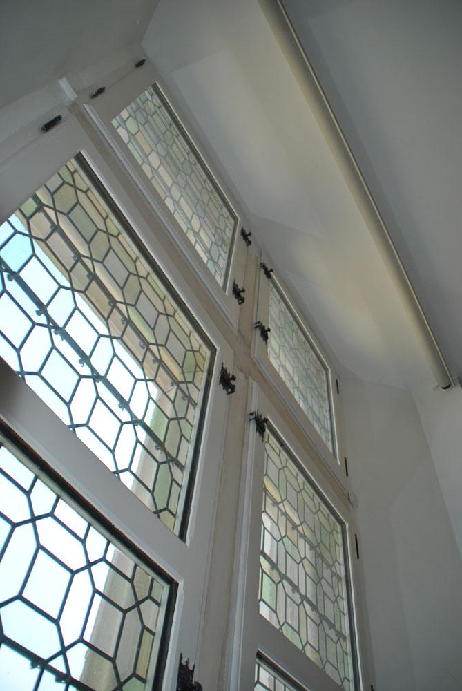 Musée départemental de Beauvais fenêtre portefeuille à Meneaux