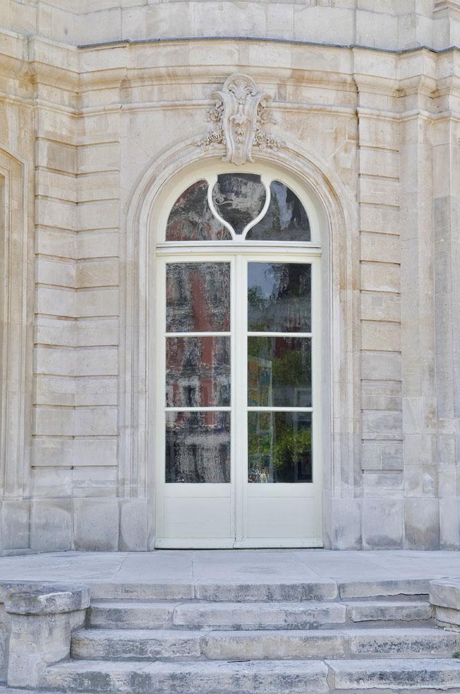 Refection des fenêtres du château d'Asnières