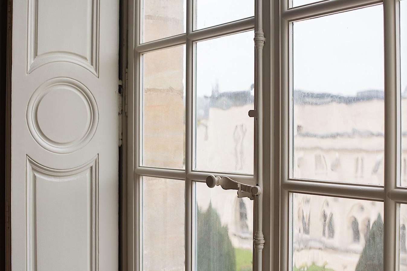 Volets intérieurs au Musée Rodin à Paris