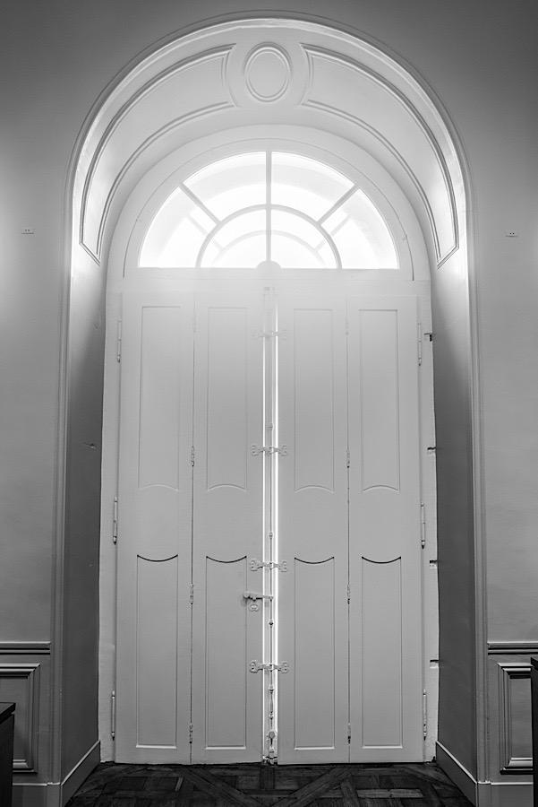 Volets intérieurs au Musée Rodin