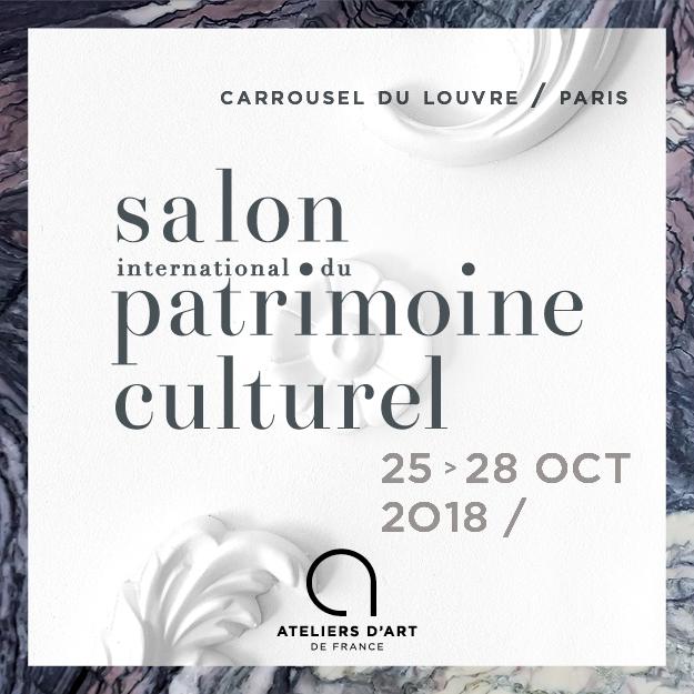 salon patrimoine culturel 2018