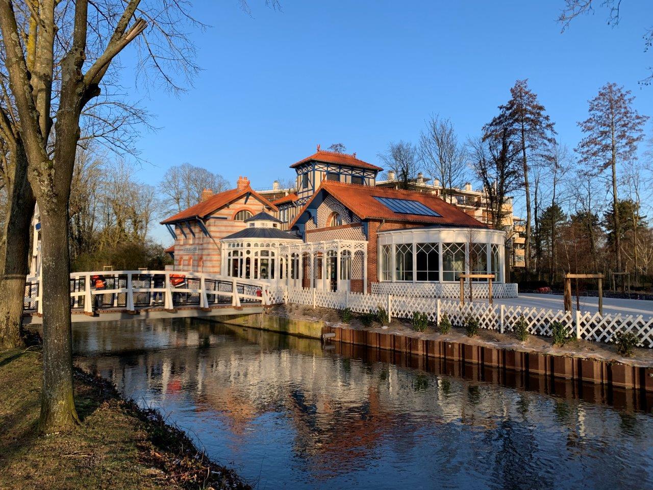 Pavillon Bleu d'Amiens